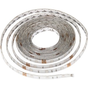 RGB LED strip in gel