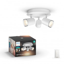 Philips Hue Adore Bathroom