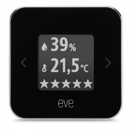 Eve Room – monitor kvality vzduchu v interiéru