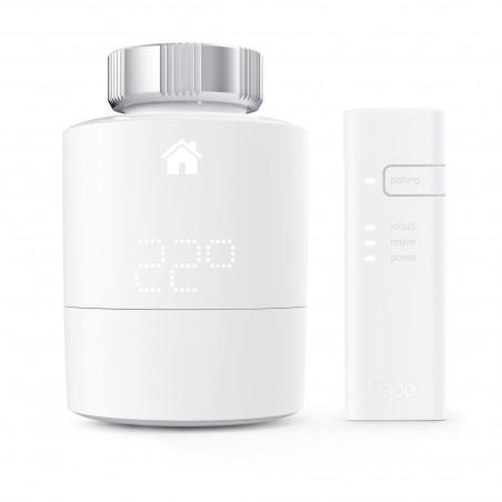 tado° Smart Radiator Thermostat – Starter Kit V3+ s vertikal instalation