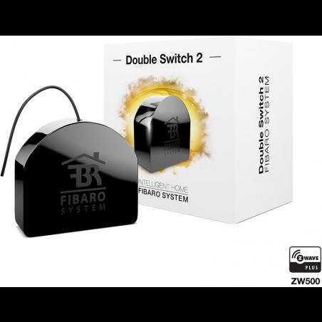 FIBARO Double Switch 2, Z-Wave Plus