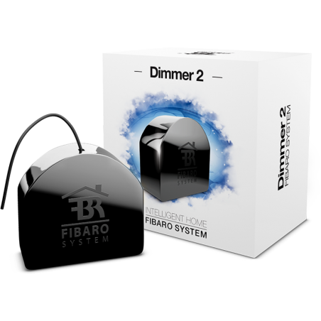 Fibaro Dimmer 2, Z-Wave Plus