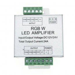RGBW Amplifier DC 5-24 V...