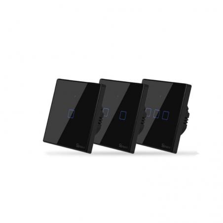 Sonoff T3 EU dotykový vypínač pro Apple HomeKit