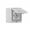 Sonoff S55 waterproof WiFi socket for Apple HomeKit