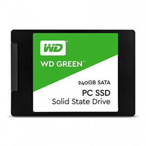 WD Green 3D NAND SSD 120GB...