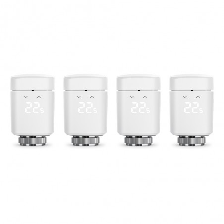 EVE MULTIPACK 4x THERMO Smart Radiator Valve (Chipset 2020)