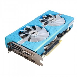 Sapphire Radeon NITRO+ RX 580 8G Special Edition