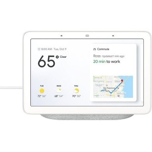 Google Home Hub Chalk -...