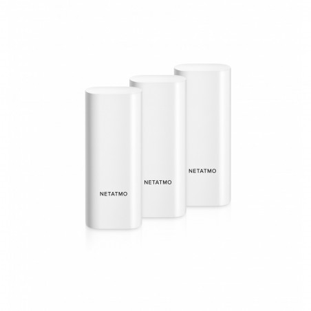 NETATMO Sensors for Open Window and Door Detection